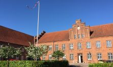Rundvisning på Slagelse Kloster