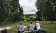 Pilgrimsvandringen på Esrum-Tisvildevejen
