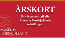 Årskort til Museum Nordsjælland