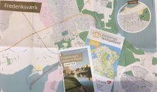 Bykort over Frederiksværk-Liseleje-Ølsted
