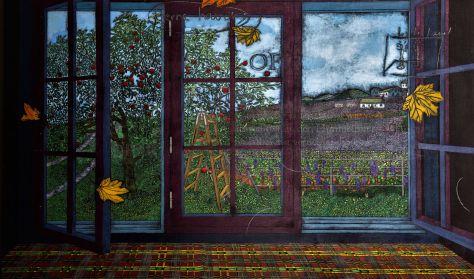Omvisning i Jesper Christiansens udstilling: De fire årstider