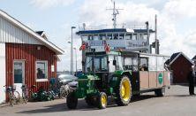 Guidet tour på Agersø