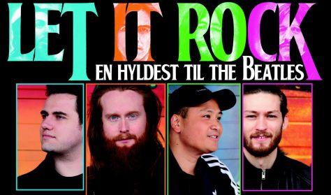 Let it rock - Udsat fra 2019/20