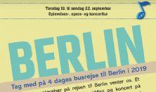 Berlin 4 dage med bus