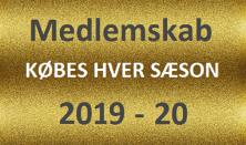 Medlemskab 2019/20