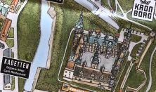 Øresundstolden og soldaterne ved Kronborg Slot