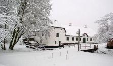 Jul på Bundsbæk Mølle