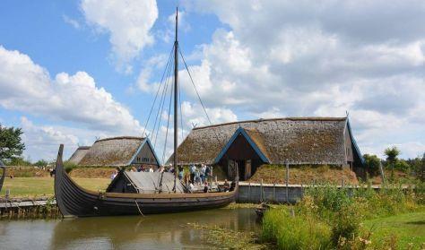 Entré Bork Vikingehavn