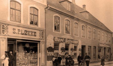 Tirsdagsbyvandringer - Mennesker og huse i Nørregade