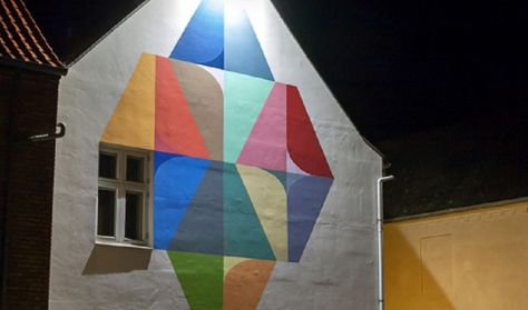 Holbæk Art by Night