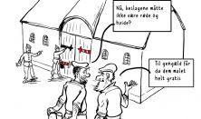Historiesalon om genforeningen med sønderjysk kagebord