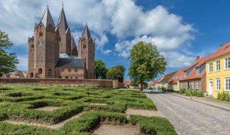 Kalundborg middelalderby og frokost