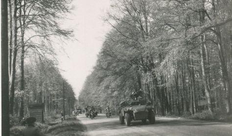 Byvandring om besættelsen -Sorø