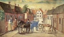 Byvandringer i Ringkøbing (på tysk)