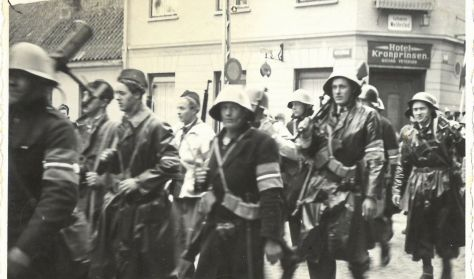 Byvandring om besættelsen - Holbæk