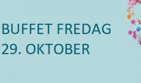 Buffet - FREDAG