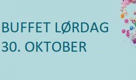 Buffet - LØRDAG