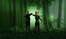 Robin Hood - eventyr i Sherwood