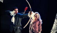 Robin Hood - eventyr i Sherwood - AFLYST