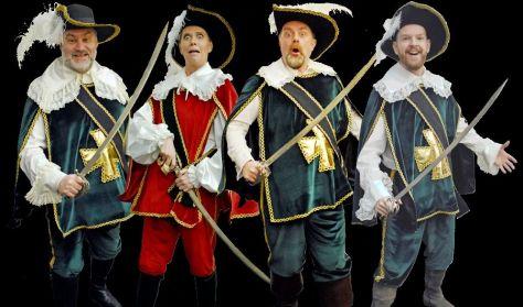Tre musketerer