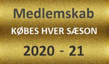 Medlemskab 2020/21