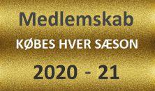 Medlemskab sæson 20-21