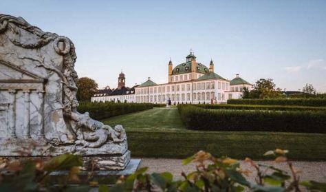 Guidet tur rundt om Fredensborg Slot