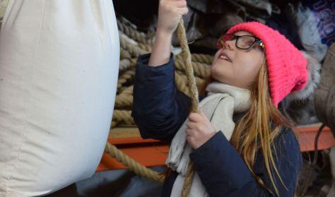 Gratis sommersjov i Holbæk kommune - Holbæk Havn – Livet på havnen (10-12 år)