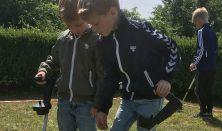 Gratis sommersjov i Odsherred kommune- Arkæologi i Børnehøjde