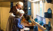 Hjælp møllerfruen på Bundsbæk Mølle