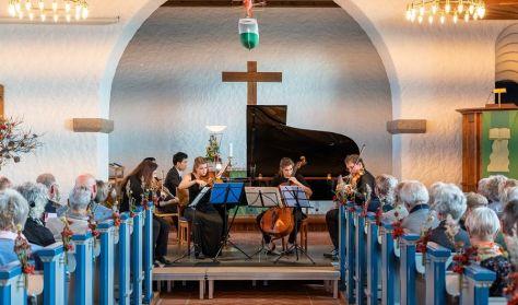 Koncert i Helligåndskirken