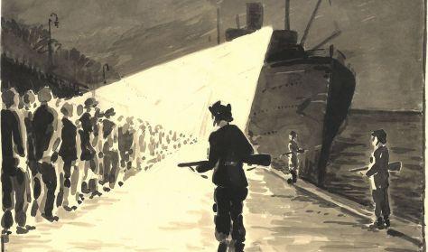 Foredrag: Politiet under 2. verdenskrig med Jakob Sørensen