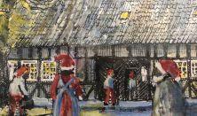 Julebanko på Holbæk Museum