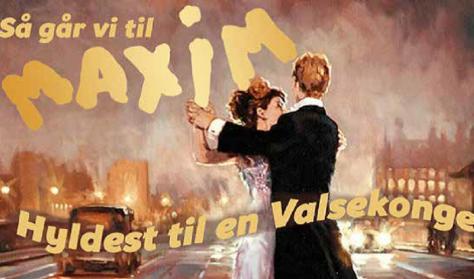 Så går vi til Maxim