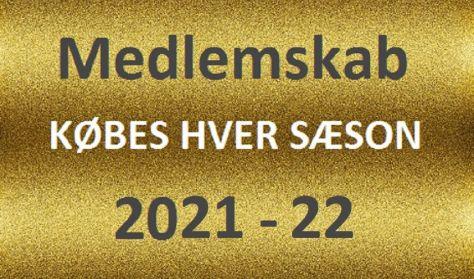 Medlemskab 2021/22