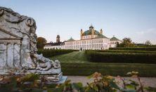 Følg foråret rundt om Fredensborg slot i den smukke slotspark